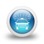 036370-3d-glossy-blue-orb-icon-transport-travel-transportation-police-car